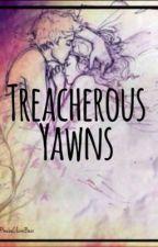 Treacherous Yawns - a Clace Fanfic by PhoebeClaireBear