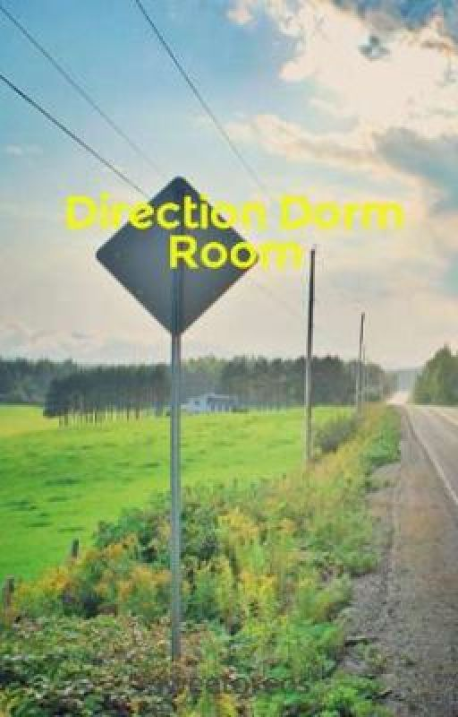 Direction Dorm Room by sweetoreos