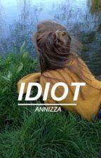 idiot // luke au by Annizza