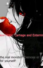 THE NEW HOPE: CARNAGE AND EXTERMINATION by _-Vxx-_