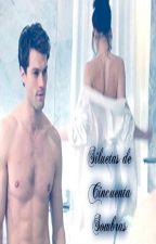 Siluetas de Cincuenta Sombras - A. Grey.- by HaleHoechlin