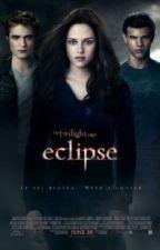 Twilight eclipse the road side scene by JenniferMccreedy