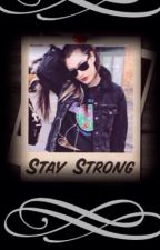 Stay Strong by LittleAllyLightwood
