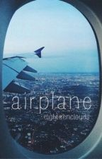 airplane   horan by eighteenclouds