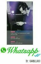 WhatsApp |h.s| by mefthstyles