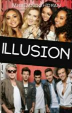 Illusion >Little Direction by KimNxmjin95