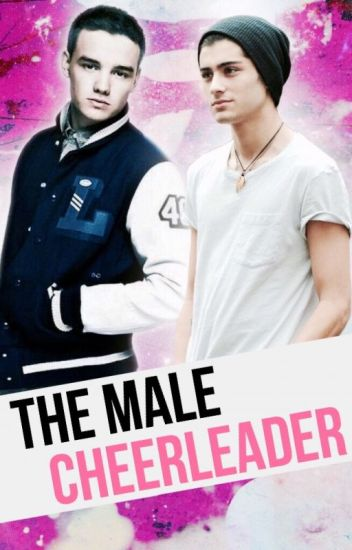 The Male Cheerleader ➳ [ziam]
