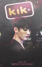 kik ◇ bts | jungkook by nerdyhemmo