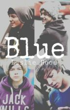 Blue [EDITANDO] »Larry Stylinson« by Leslie_Hood