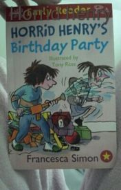 Horrid henry by kittengloar