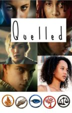 Quelled (DISCONTINUED) by hopelesslyinept