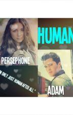 Human // Adam Davenport by -winterslilac