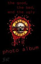 Guns N' Roses photo album by BloodiedRocker