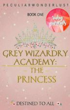 Grey Wizardry Academy: The Princess by peculiarwonderlust