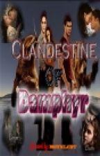 Clandestine Of Damphyr by MCVNLCBT