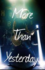 More Than Yesterday (Punk Luke Hemmings) by mrshemmo18