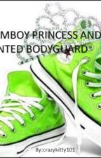 The Tomboy Princess and Her Unwanted Bodyguard by crazykitty101