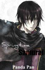 Springtime Samurai by Tokidokixame