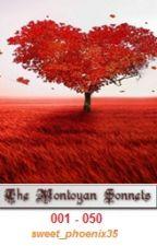 The Montoyan Sonnets 001 - 050 by sweet_phoenix35