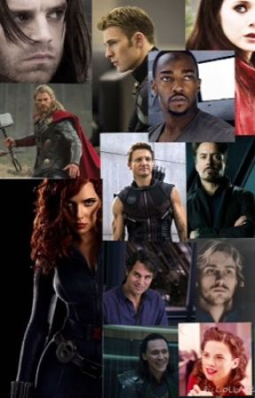 Avengers reader inserts by galaxy_girl15