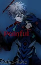 Painful (Kaworu x Shinji) by Chairo-Neko