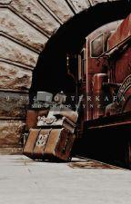 9 3/4 Potterkafa by sophroxyne