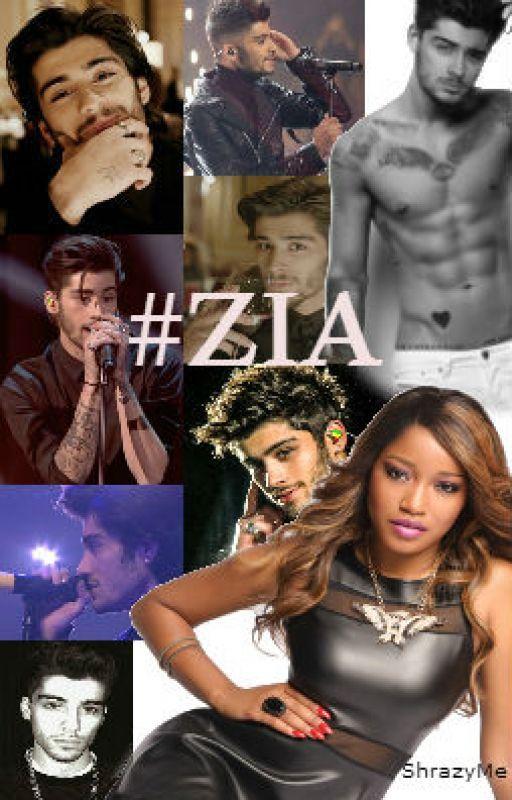 #ZIA by ShrazyMe