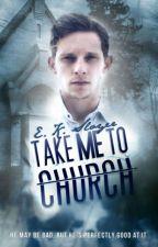 TAKE ME TO CHURCH | ANGEL OF CODEINE SCENE | FROM EDEN by EKShortstories