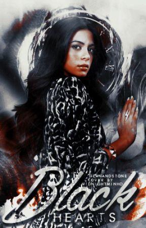 black hearts; kai parker by hewnandstone