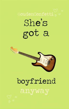 Roberts #3: She's got a boyfriend anyway by GoudenConfetti
