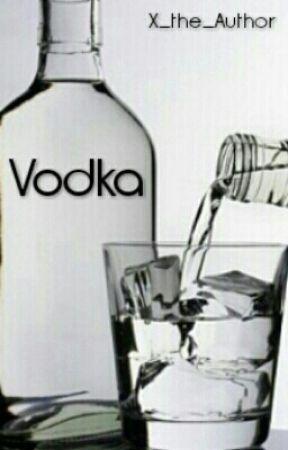 Vodka #SPKSADcontest by annanlarkin