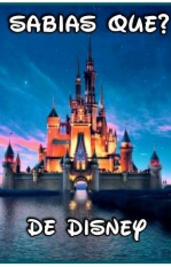 Sabías qué? De Disney