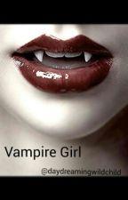 Vampire girl by daydreamingwildchild