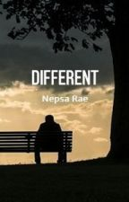 Different by booksiebooksie
