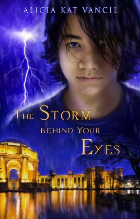 The Storm behind Your Eyes by KatGirlStudio