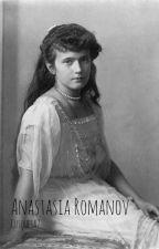 Anastasia Romanov by Cusqueta2