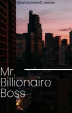 Mr. Billionaire Boss by katelynnbell_meow