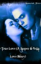 bella and jasper by NaomiChesley
