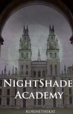 Nightshade Academy by Korinethekat