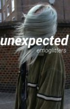 Unexpected by emoglitters