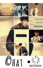 •CHAT• Minho (SHINee) y Tu xTERMINADAx by AngieItsUnicorn