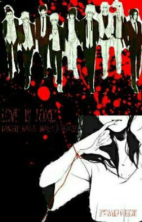 Love is Toxic Yandere Naruto characters x reader - Yandere Shikamaru