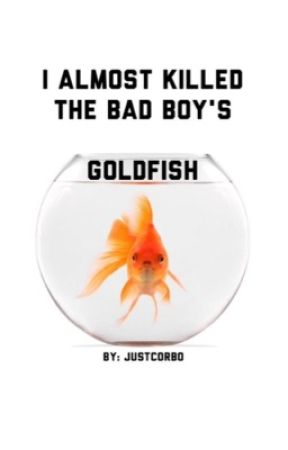 I Almost Killed The Bad Boy's GoldFish by JustCorbo