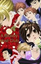 (ON HOLD) A Bloody Host Club by nekomimilover123