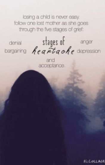 Stages of heartache