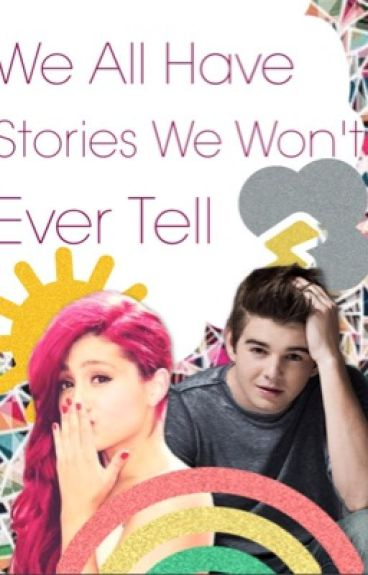 We All Have Stories We Won't Ever Tell (Max Thunderman ~Jack Griffo~ Fanfiction)