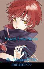 Sasori x reader by minami753