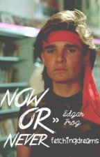 Now or Never » Edgar Frog by sweetgubler