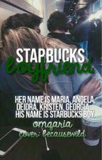 Starbucks Boyfriend. by damnedelion