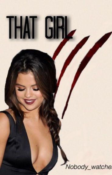That Girl (A Derek Hale Love Story)